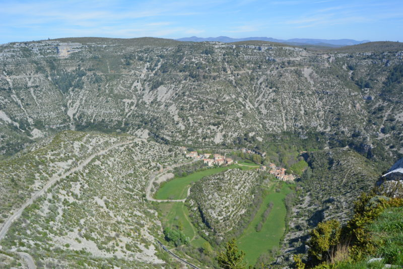 Vue du Crique de Navacelles 1