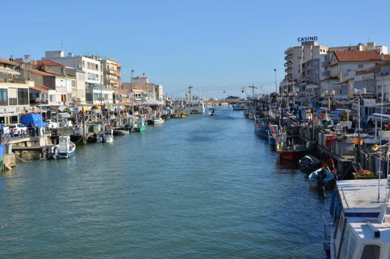 Le Canal de Palavas