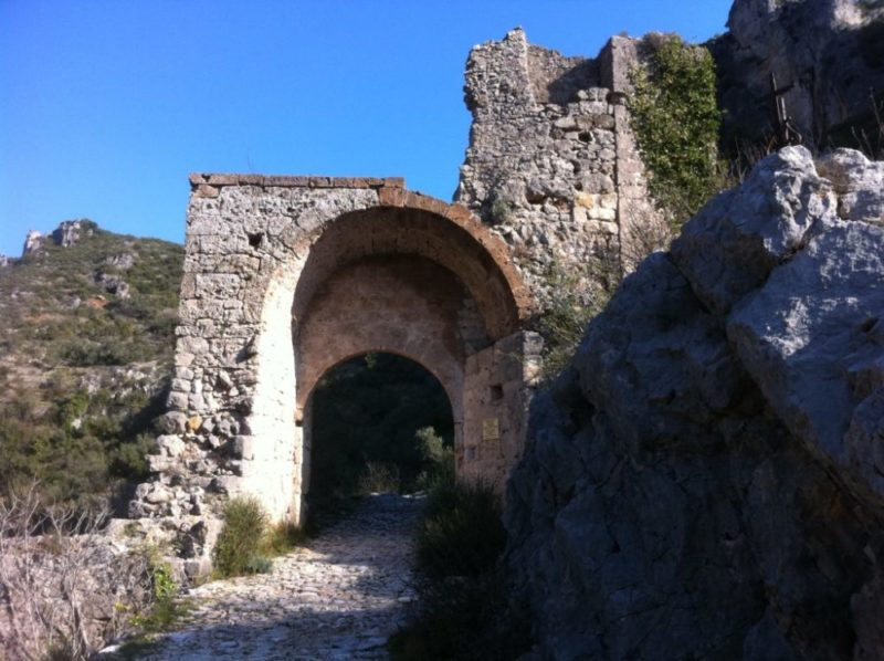Porte Médiéval