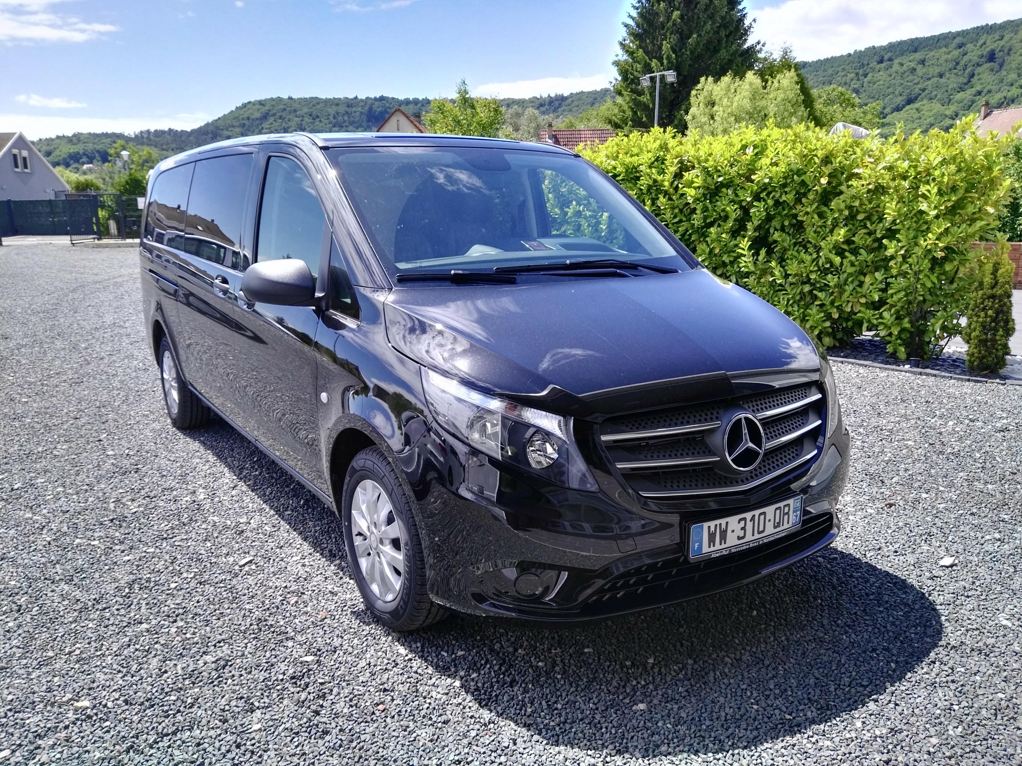Minivan Mercedes