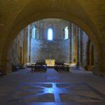 Autour de Montpellier : Cathédrale de Maguelone