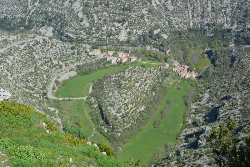 Vue du Crique de Navacelles 2