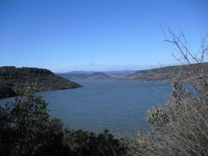 Lac du Salagou 3
