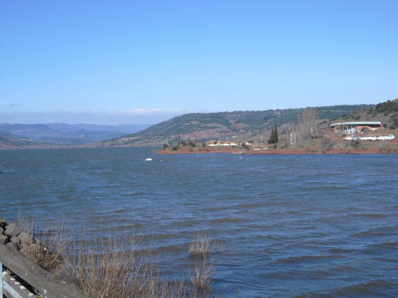 Lac du Salagou 4