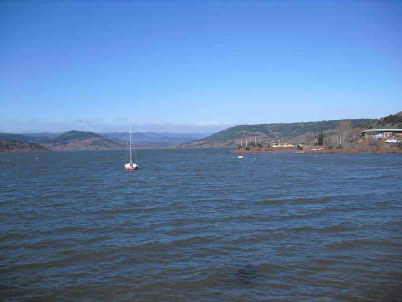 Lac du Salagou 1